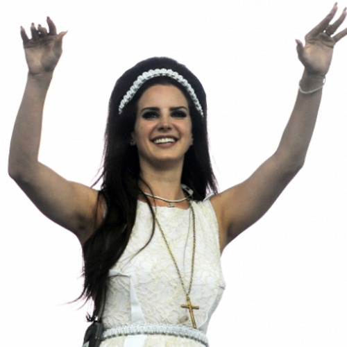 Lana Del Rey aux Eurockeennes (Body electric + Born to die)