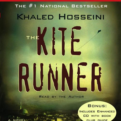 Kite Runner Audio by Khaled Hosseini