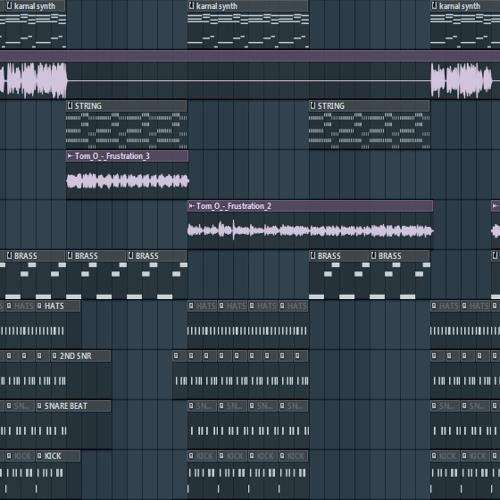 Frustration (Tom'O Vocals)
