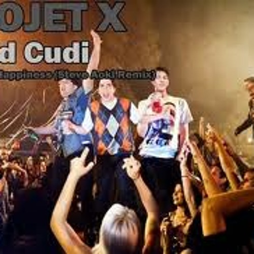 PROJET X kid cudi pursuit of happiness (bootleg dj bouliche)