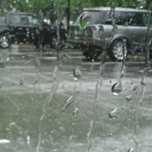 How The Rain Sounds...