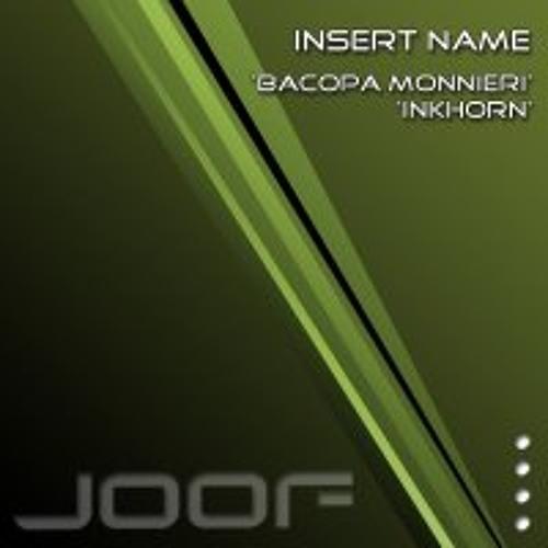 Insert Name - Inkhorn