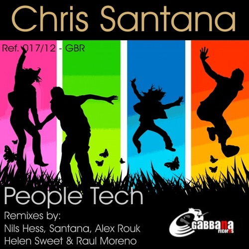 Chris Santana - People Tech (Santana RMX)