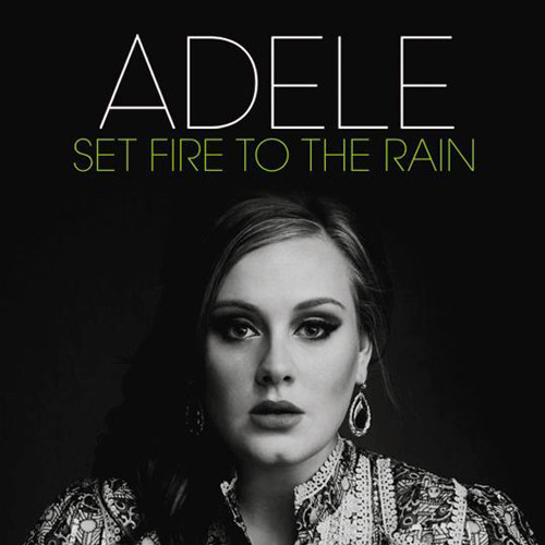 Adele - fire to the rain(remix)