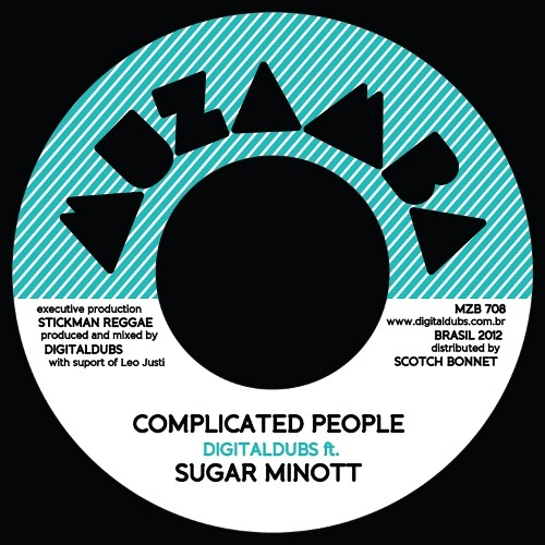 Digitaldubs ft SUGAR MINOTT - Complicated People