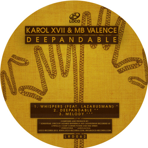 Karol XVII & MB Valence – Deepandable