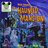 The Haunted Mansion: Read-Along (1976 Teacher Edition)