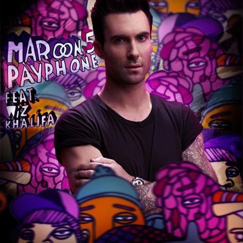 Dave - Payphone (Cover Maroon 5 ft. Wiz Khalifa)