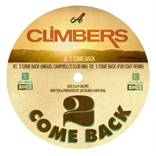 CP026: Climbers - 2 Come Back