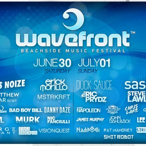 Jafarey - Wavefront Music Festival 01-07-2012