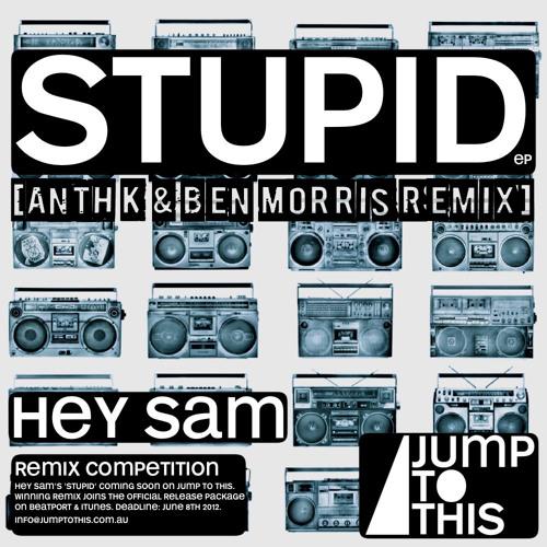 Stupid (Anth K & Ben Morris Remix) - Hey Sam -FREE DOWNLOAD-