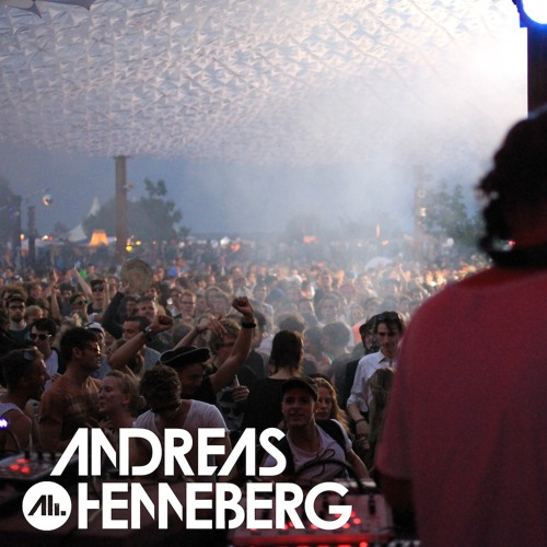 Andreas Henneberg at Fusion Festival 2012