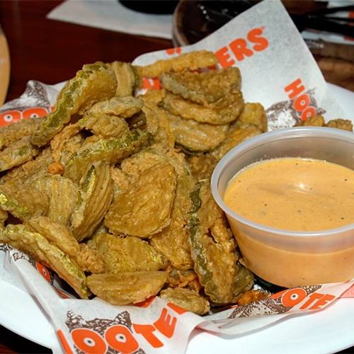Hooters Fried Pickles Munchies Trance Mix ^__^ June 2, 2012