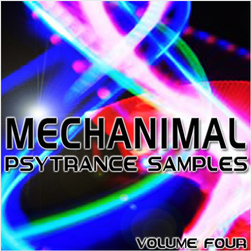 Mechanimal Psy-Trance Samples Vol 4