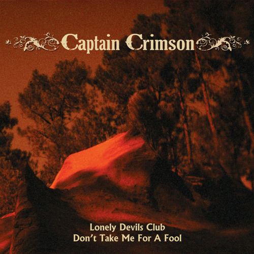 CAPTAIN CRIMSON Lonely Devils Club