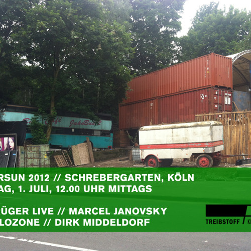 Till Krüger live @ Deepersun 2012