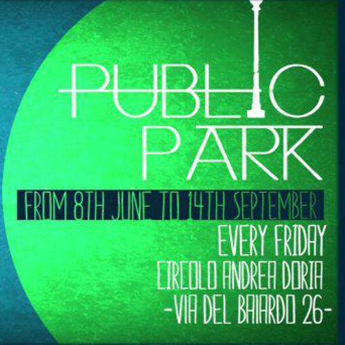 Trufo @ Public Park (Andrea Doria/Rebel) 29•06•12