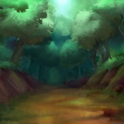 Lost in Viridian Forest