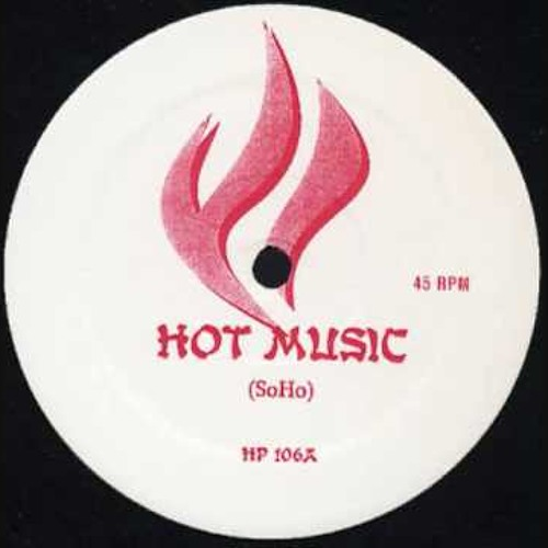 SOHO - HOT MUSIC (PERSONIFY UPTEMPO EDIT)