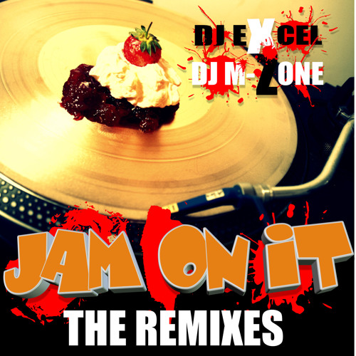 eXcel & M-Zone - Jamonit 2012 Remix -preview-