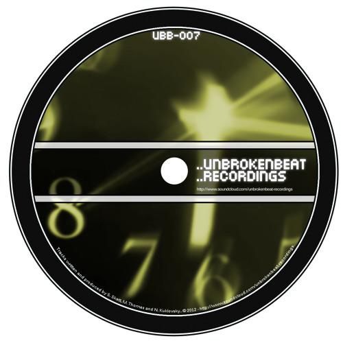 "[UBB007] - Darmec - ""6:15am"" EP"