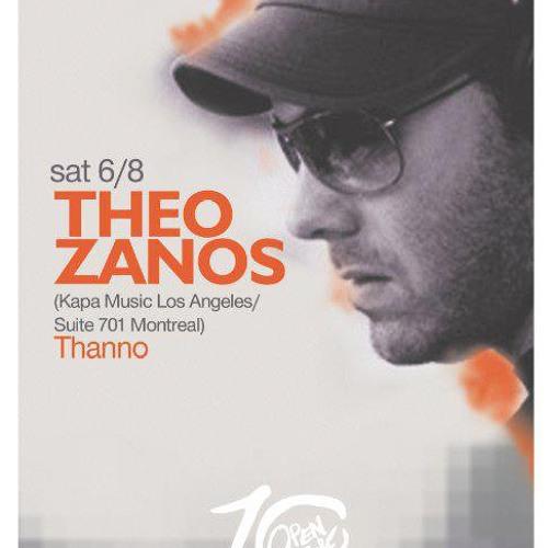 Theo Zanos live @ Open Bar, August 2011, Part II