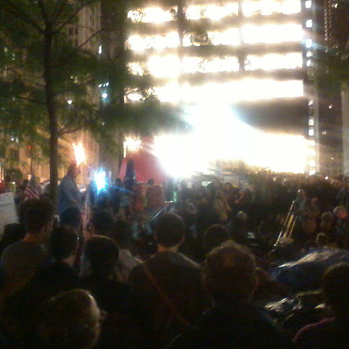Occupy Wall Street Field Recordings