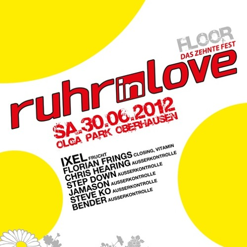BENDER @ AusserKontrolle Floor (Ruhr-in-Love 2012)