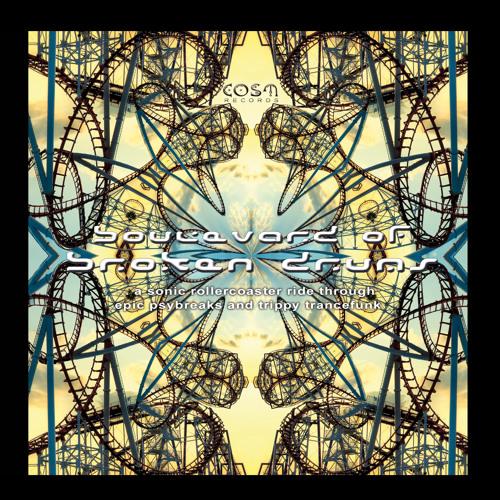 Metabreed - Karmaceutica (Electric Sheep Psybreaks Remix) [COSM008CD]
