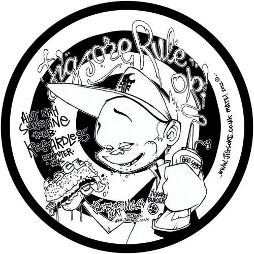 B2 - computer says - regardless (jigsore vs. life4land) - Vinyl available now!