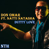 Don Omar - Dutty Love Portada del disco