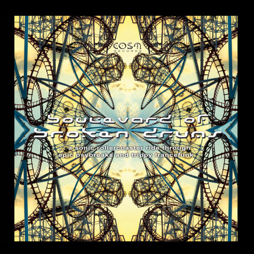 Electric Sheep - Futureshock [COSM008CD]