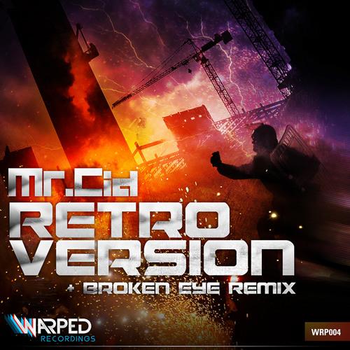 Mr.Cid - Retroversion [Original Mix] OUT NOW!