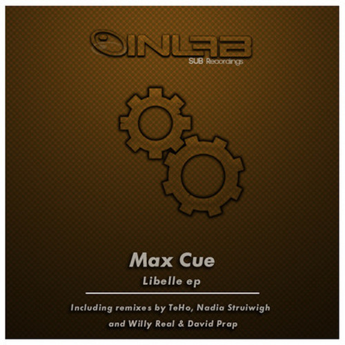 Max Cue - Libelle (Teho remix) (preview) on Inlab recordings