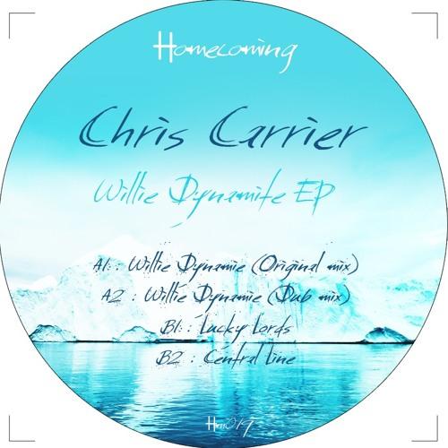 Chris Carrier - Central Line - HM020