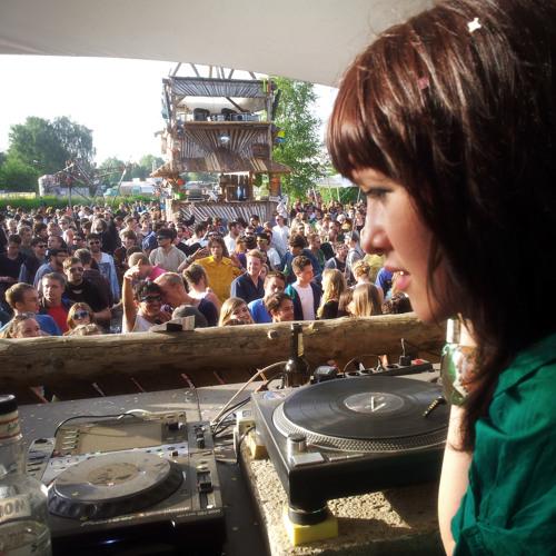 Bebetta & Le Palf at Fusion Festival 2012