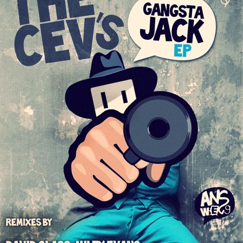 Cev's - Gangsta Jack (LippTrixx BelowTheBelt ReRubb) - Answegg Records - preview