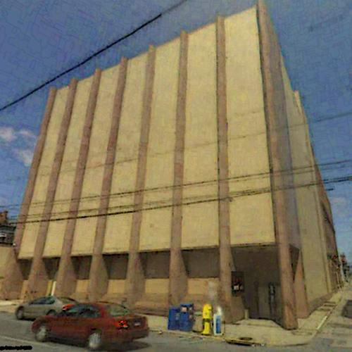 Allentown, Pennsylvania ALTWPAAL - Machine Intercept Recording 791 (vintage telephone sound)