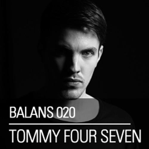 BALANS020 - Tommy Four Seven