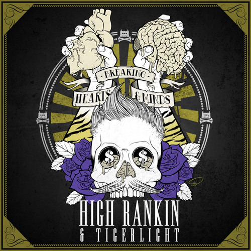 High Rankin & Tigerlight - Hundred Miles High featuring Murkage Dave