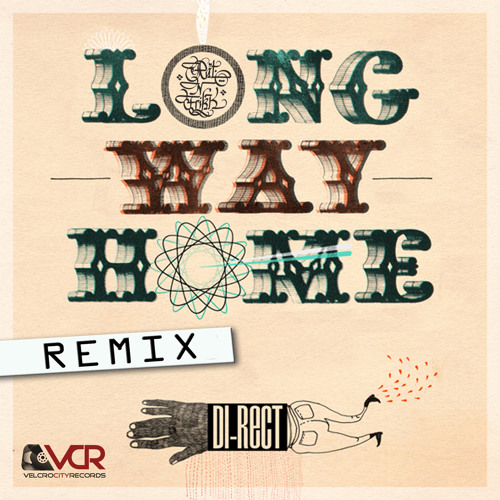 DI-RECT - Long Way Home (Rät N FrikK Remix)