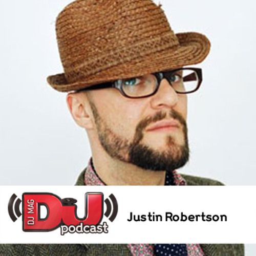 DJ Weekly Podcast: Justin Robertson