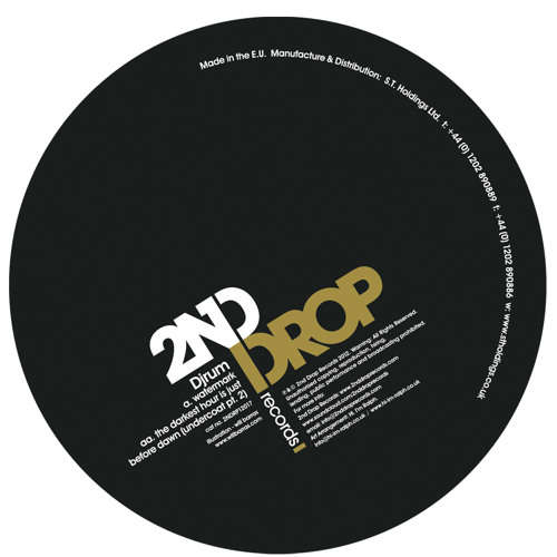 Djrum - Watermark  CLIP
