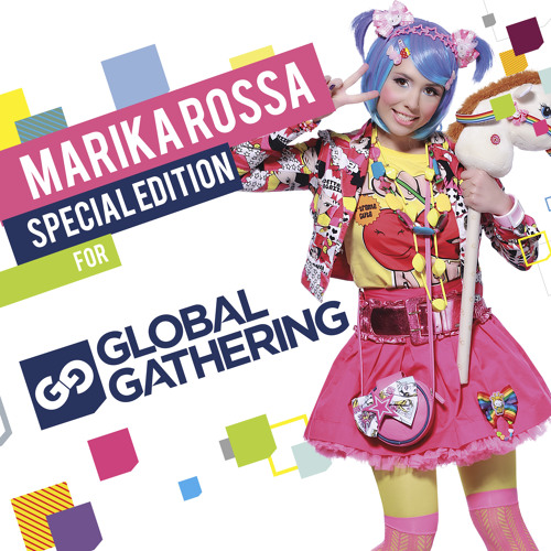Marika Rossa - Fresh Cut 099 special Global Gathering edition  [Techno]