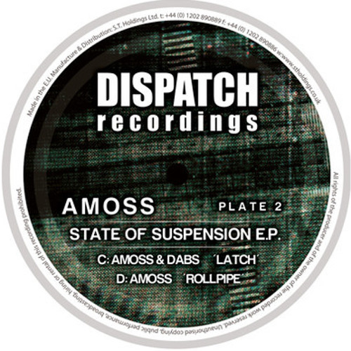 Amoss - Rollpipe - Dispatch 60 D [Exhale Audio master] - CLIP