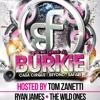 FUNKYBASS JULY 13TH - DJ BURKIE - TOM Z EXCLUSIVE - LOFT XSCAPE