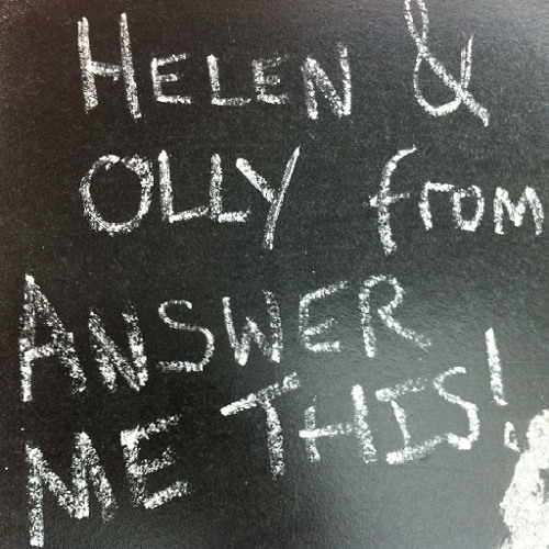 GBA 65 Helen and Olly from Answer Me This