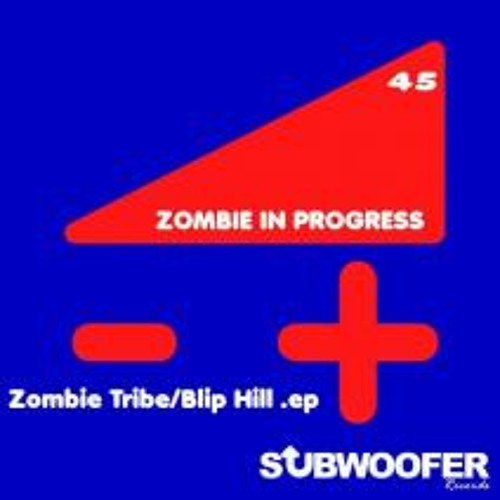 Zombie in Progress (Blip hill) Clip out now