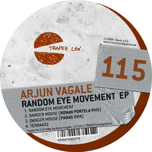 Arjun Vagale - Random Eye Movement | Terrakoz EP [Trapez Ltd] by