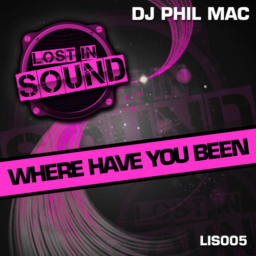 Dj Phil Mac - Where Have You Been (Sample)